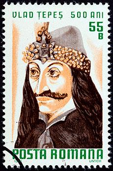 Stamp Vlad