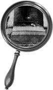 Lo studio dell'investigatore - Lente
