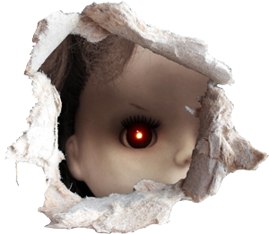 Occhio Bambola